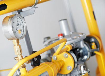 Желтый газопровод