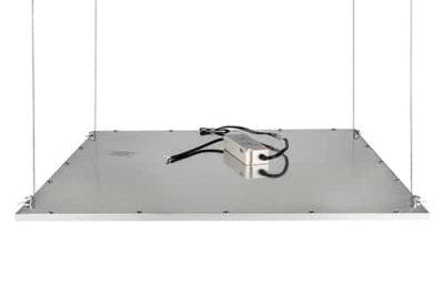 Светодиодная панель на троссах