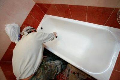 Наливной акрил для ванны