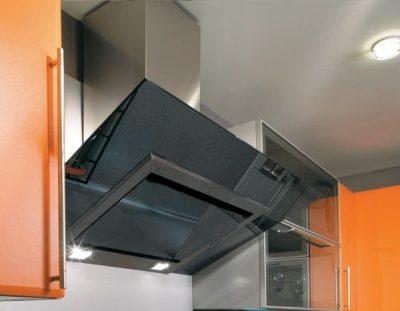 Вытяжка для кухни с отводом